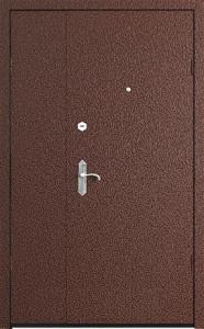 дверь с напылением для подъезда