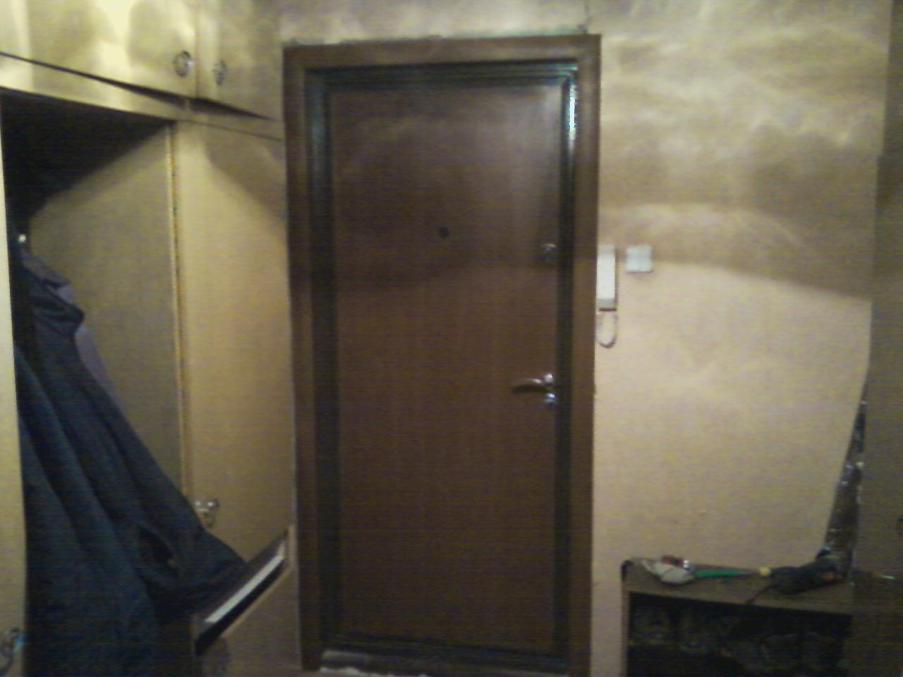 фото откосов к металлическим дверям